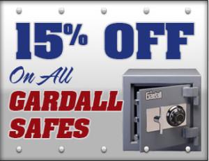 15% off Safe